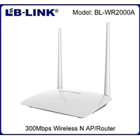 300M Wireless N  AP/Router (1+2 LAN)