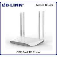 4G LTE Wireless CPE Router + SIM