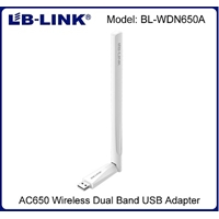 650Mbps Wireless Dual Band USB Adapter
