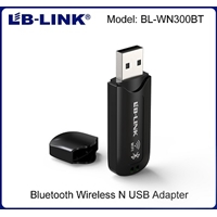 Bluetooth 4.2+ WIFI N 300 USB Adapter